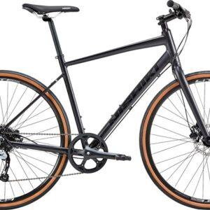 Nishiki-Comp-Nine-Herre Acera-mat-sort-m-sort-cykelforhandler