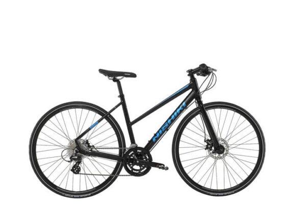 Nishiki-Race-SL-Air-Dame Altus-Matsort-m-blå-cykelforhandler