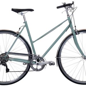REMINGTON-RUNWELL-SPORT-grøn--herrecykel-cykelforhandler