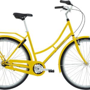 Raleigh-Darlington-gul-cykelforhandler-og-cykelværksted
