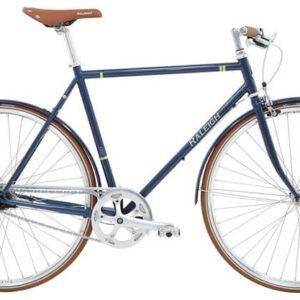 Raleigh-Kent-Herre-blank-petrol-orange-cykelforhandler