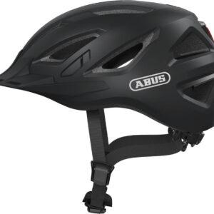 Abus-Urban-I-3-0-velvet-cykelhjelm-sort-cykelforhandler