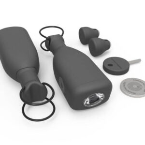 Reelight-CIO-Øko-power-magnet-lygtesæt-Sort-cykelforhandler